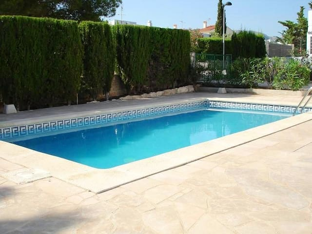 Villa Del Pi With Private Swimming Pool