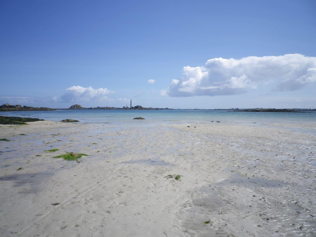 Ballade en bord de mer ( 10 minutes à pieds de la maison)