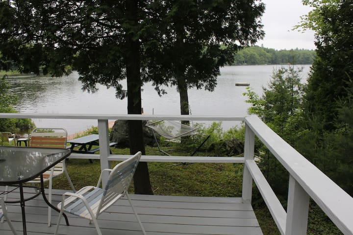 lakeside cottage mid-coast Maine - Lincolnville - Chalet