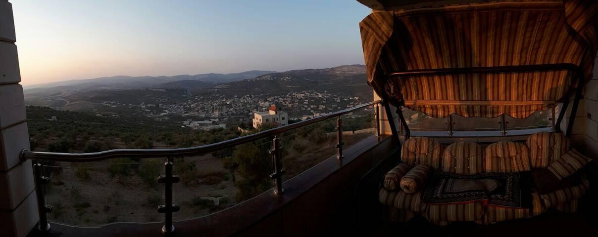 Private Apartment in Nablus - Palestine