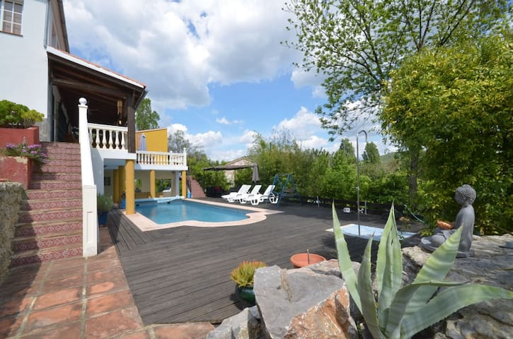 Large Apartment for four in Algodonales Cadiz