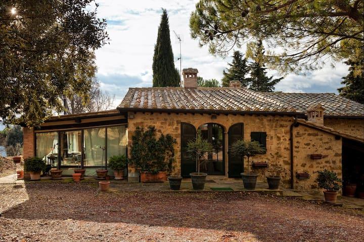 Splendida e grande casa familiare - Montalcino - Dům