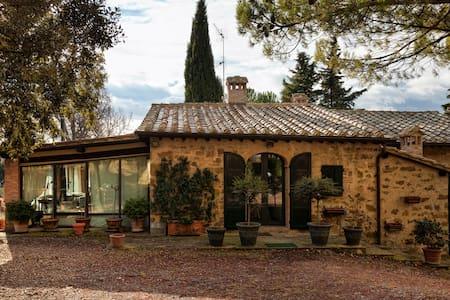 Splendida e grande casa familiare - モンタルチーノ - 一軒家