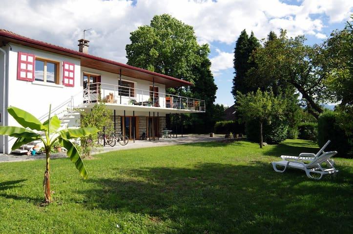 Aix les Bains T3 60m² 3* LAKE VIEW