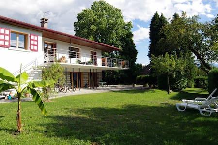 Aix les Bains T3 60m² 3* LAKE VIEW - Viviers-du-Lac - Casa