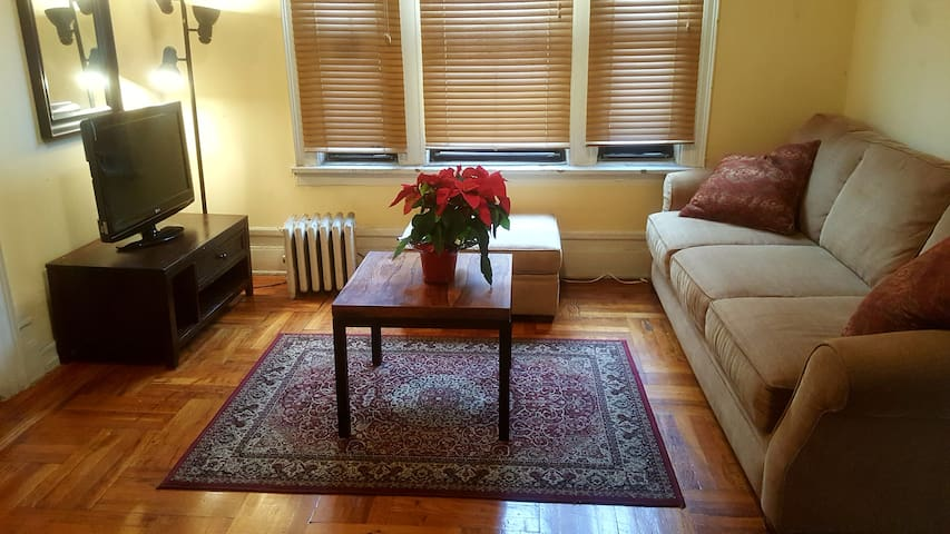 Cozy Bedroom in Astoria, 15 min from Times Square - Queens