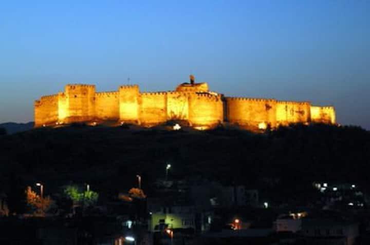 Selcuk Ephesus Castle View Suites-3