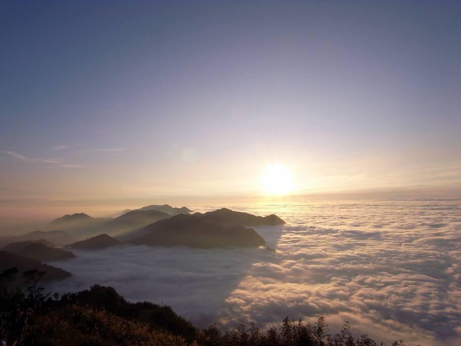 二延平雲海步道