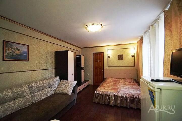 Ле-шале Джанхот; Домик люкс 14 luxe (Все удобства)