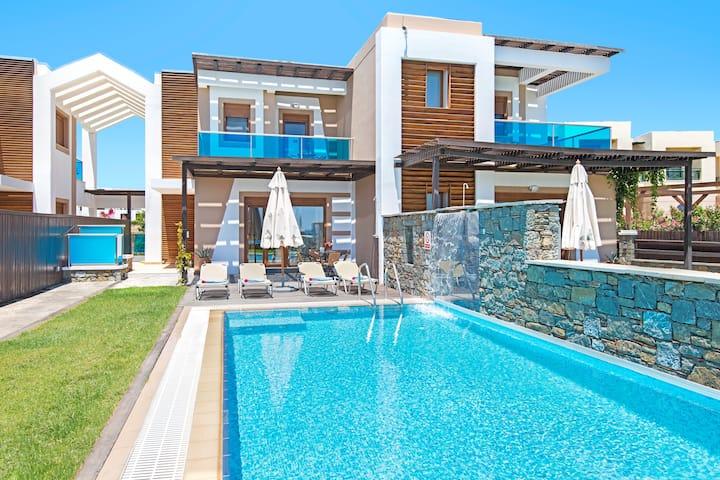 Horizon Line Villas - Villa Ariti - Beachfront