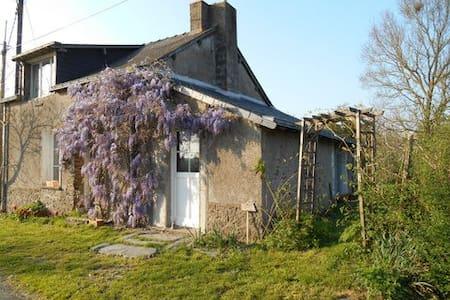 jolie maison à la campagne - riaillé - Дом