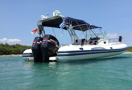 Amazing 10m R.I.B with cabin - Lavrio