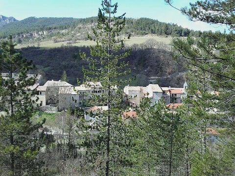 Valdrôme , Drôme provencale