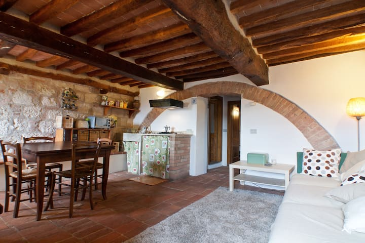 Cosy house next to Arnolfo's tower - Colle di Val d'Elsa - Haus