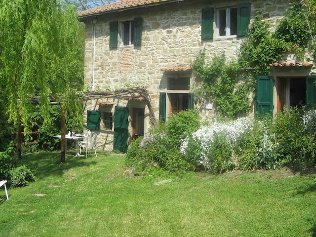 Romantic cottage+pool near Florence - Londa - Byt