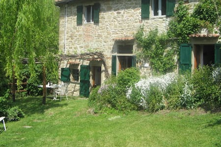 Romantic cottage+pool near Florence - Wohnung
