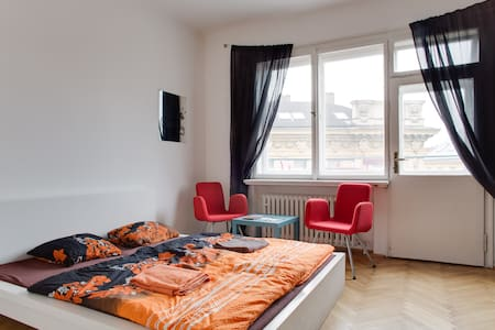 Prague Center Studio with Terrace! - Wohnung