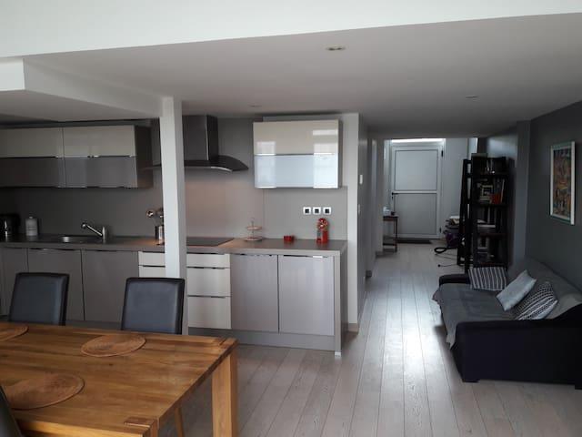 Appartement LOFT - Deux niveaux