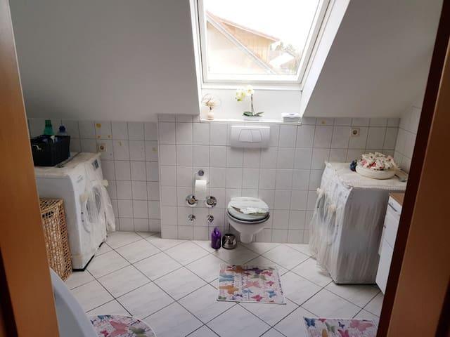 Dachgeschosswohnung für Arbeiter oder Familien