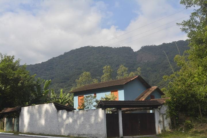 Casa Turquesa | Refúgio na Serra com conforto