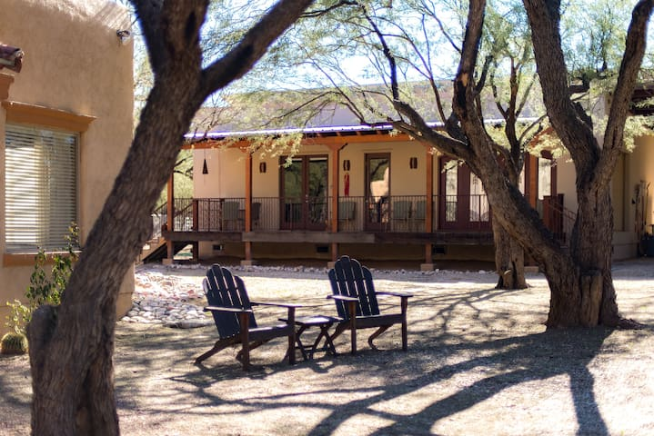 Mesquite Grove Gst Hse, Peaceful, Rural, Beautiful