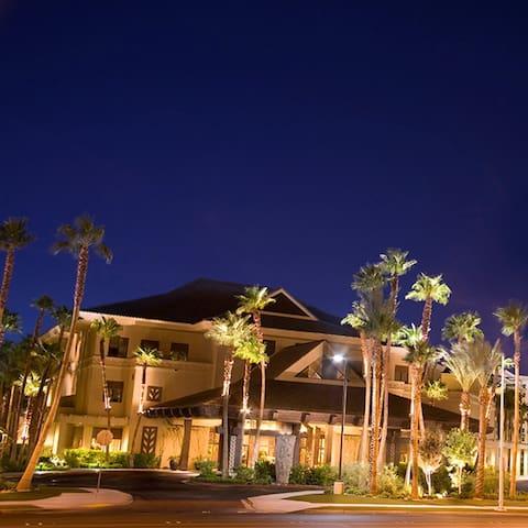 Family spring break getaway, Las Vegas