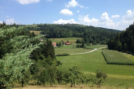 Campsite with Amazing View 20min from Ljubljana