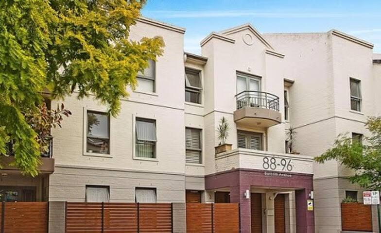 Sunny & spacious apartment - ดาร์ลิ่งเฮิร์สท์ - อพาร์ทเมนท์