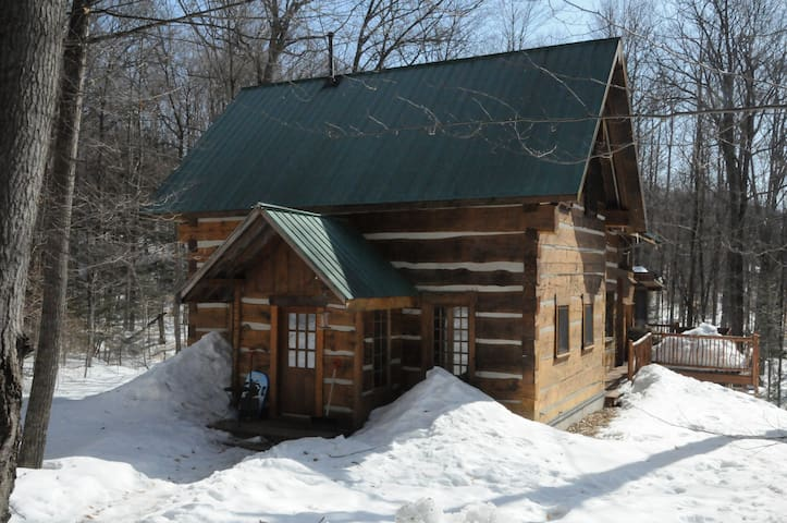 Superb log-home, 30 minutes from Ottawa - 캔틀리(Cantley) - 단독주택