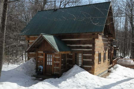 Superb log-home, 30 minutes from Ottawa - Cantley - Hus