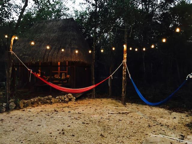 Los Aluxes Tulum    Magical Hideaway Tulum Jungle