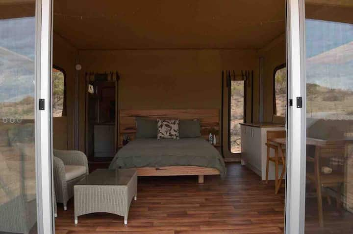 Flinders Bush Retreats - Eco Tent