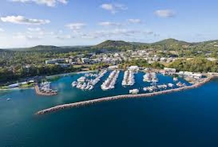 Guidebook for Nelson Bay