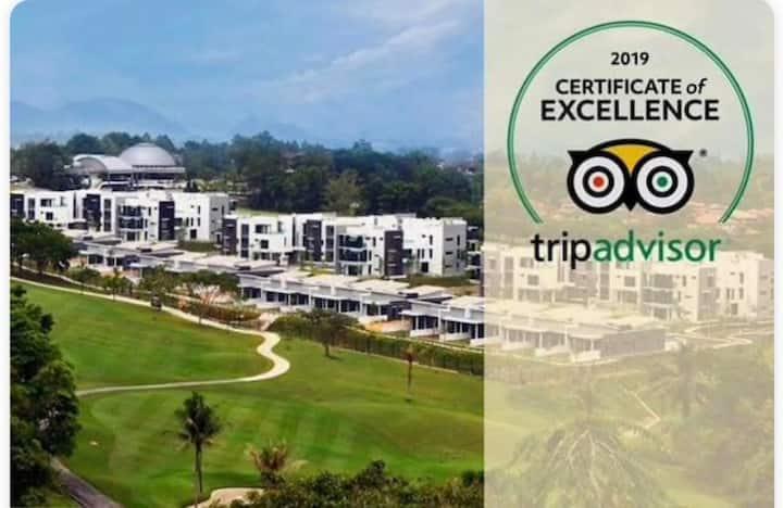 Meru Valley Resort Suite Elite