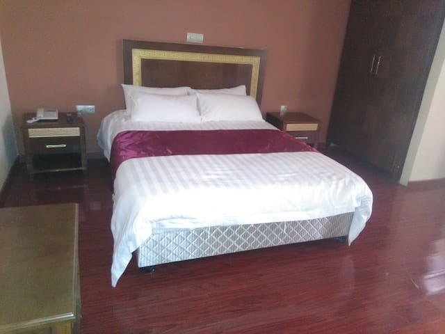 Your stay will be up to your Budget in Addis Ababa