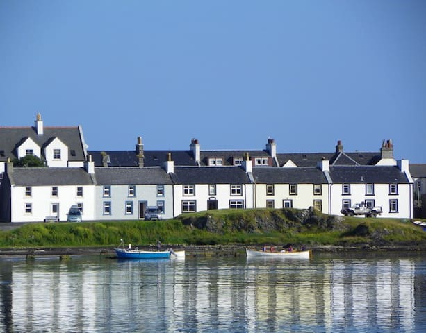 Peaceful seaside home on Islay - Port Ellen - Casa