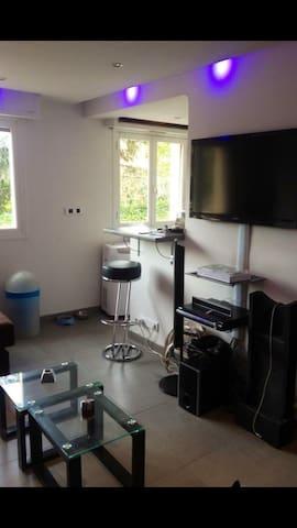 Studio au calme proche de Cannes - Le Cannet - Wohnung