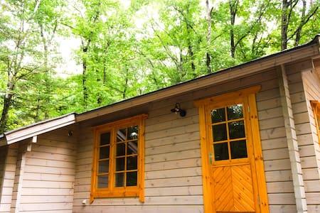 北軽井沢 新築コテージ MORIKOYA 森の小さな小屋暮らし