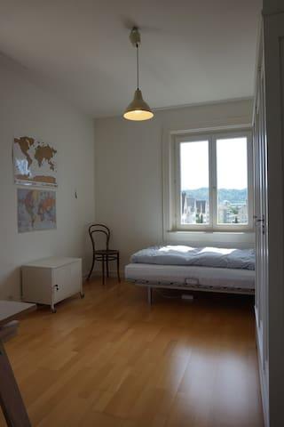 Quiet and cosy room near Mt. Pilatus and city - Kriens - Apartamento