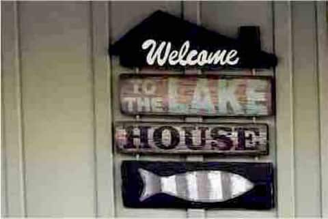 Relax at The Lake house, Greenwood, SC