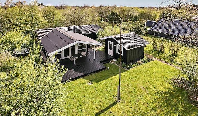 Sommerhus på sydkysten - Dannemare