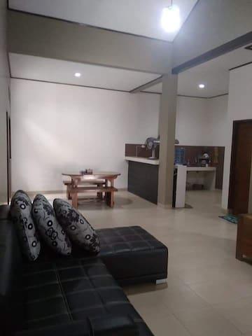 Omah tugu Yogyakarta