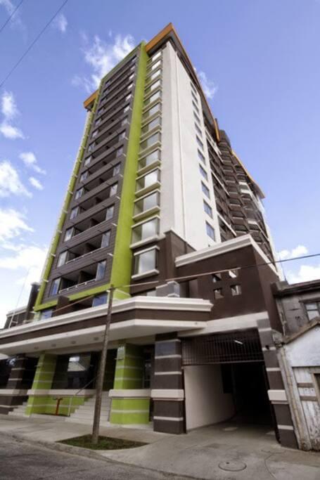Edificio Trio Urbano