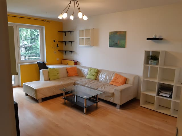 Fully Equipped Apartement, Parking & Balcony