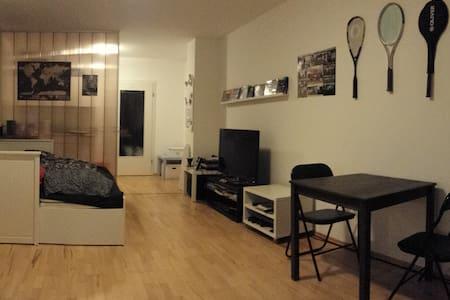 34 qm Wohnung direkt an U6  München - Garching