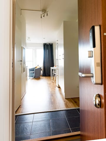 Furnished apartments near Lindholmen