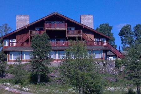 Creek Ridge Lodge on White Iron Lake, Room 1 - Ely - Bed & Breakfast