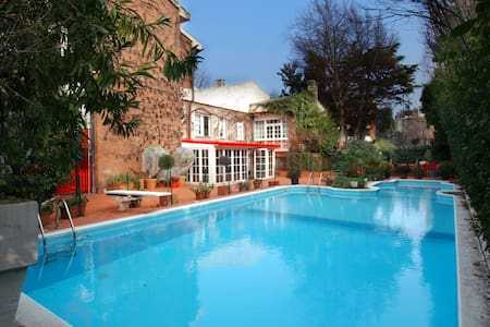 luxury villa with pool in Milan - Milano