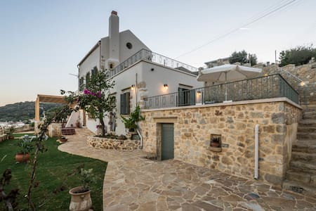 Villa Panareti - Kamara Kalidonias