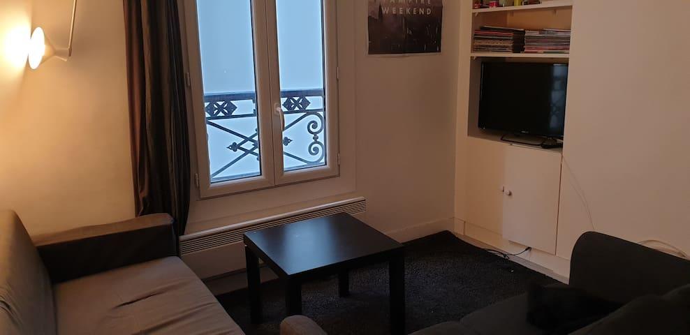 Appartement quartier Opéra 6 personnes